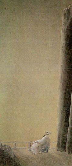 Taikan YOKOYAMA-The Japanese Master and his works-川合玉堂-日本繪畫大師與作品