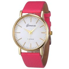 $1.41 (Buy here: https://alitems.com/g/1e8d114494ebda23ff8b16525dc3e8/?i=5&ulp=https%3A%2F%2Fwww.aliexpress.com%2Fitem%2F2016-NEW-Fashion-Brand-6-Colors-Simple-Leisure-Women-Ladies-Analog-Leather-Quartz-Wrist-Watch-Watches%2F32778048908.html ) 2016 NEW Fashion Brand 6 Colors Simple Leisure Women Ladies Analog Leather Quartz Wrist Watch Watches relogio feminino Gift for just $1.41