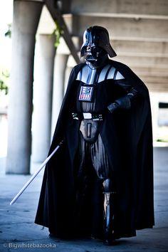 Darth Vader Cosplay Costume