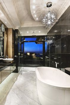 Bathroom Design by Palazzo Homes .: Luxury Prorsum :. (luxuryprorsum.tumblr.com http://luxuryprorsum.tumblr.com/
