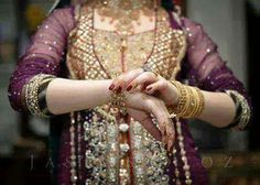 Purple and Gold Hand Accessories, Lights Camera Action, Mehndi Designs, Beautiful Hands, Sequin Skirt, Pearl Necklace, Velvet, Indian, Purple