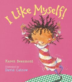 I Like Myself!: Our theme was Growing Up and our early literacy skill was print awareness (7/21/15)