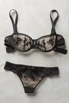 Intuition Demi Bra by Chantelle | Pinned by topista.com