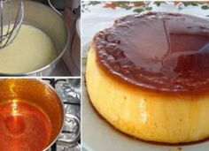 Burnt Sugar Cream - The Dessert That Millions Will Love! Burnt Sugar, Hungarian Recipes, Creme, Sweet Tooth, Recipies, Cheesecake, Goodies, Minion, Food And Drink