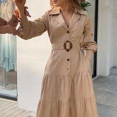 Sew Maxi Dresses, Simple Dresses, Short Dresses, Long Dress Design, Mode Hijab, Hijab Outfit, Muslim Fashion, Work Fashion, Designer Dresses