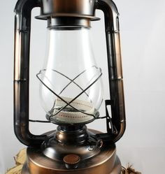 lovely lantern from Rustic Blend (Etsy)