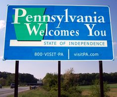 PA is now my second home<3 My family lives there now and I love to visit and see them xoxo