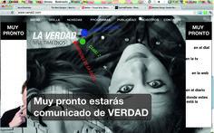 Maquetación de la web