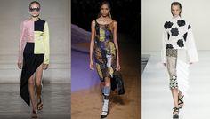 Les 20 tendances robes de l'été 2015: patchwork