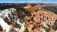 Bryce Canyon in April