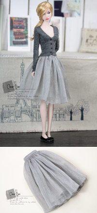 Clear lan | dresses for doll | Momoko clothes | Nippon Misaki clothes| Blythe clothes| Lati-Yellow clothes| doll clothes | clearlan  Можно почерпнуть много идей для шитья
