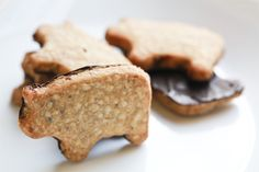 The Best Shortbread Recipes For Holiday Baking: Chocolate Dipped Bacon Shortbread Cookies