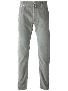Love the Jacob Cohen cord trouser on Wantering | Winter Trends for Men | Mens Trousers | mens grey cord trousers | menswear | mens style | mens fashion | wantering http://www.wantering.com/mens-clothing-item/cord-trouser/add2g/