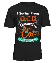 "# Funny I Suffer From OCD Obsessive Cat Disorder T Shirt .  Special Offer, not available in shops      Comes in a variety of styles and colours      Buy yours now before it is too late!      Secured payment via Visa / Mastercard / Amex / PayPal      How to place an order            Choose the model from the drop-down menu      Click on ""Buy it now""      Choose the size and the quantity      Add your delivery address and bank details      And that's it!      Tags: This is funny cat lady shirt…"