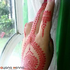 Ayana Henna