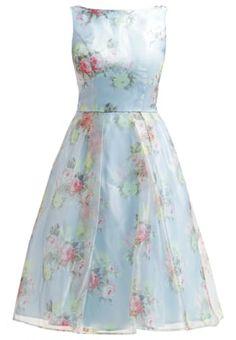 BLAKE - Cocktailkleid / festliches Kleid - blue