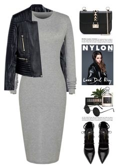 """""""Sassyselfie.com"""" by yexyka ❤ liked on Polyvore featuring Balmain, Forever 21, Helmut Lang, Serge Lutens, Yves Saint Laurent, Valentino, vintage and sassyselfie"""