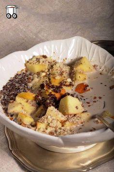 Owsianka quinoa