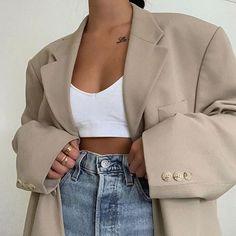 Korean Fashion Tips .Korean Fashion Tips Mode Outfits, Casual Outfits, Fashion Outfits, Fashion Tips, Casual Attire, Fashion Hacks, Retro Outfits, Urban Outfits, Fashion Quotes