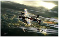 Aves de Guerra - Ilustraciones - Taringa!