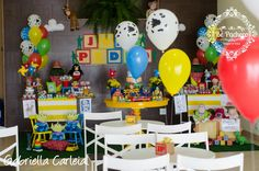 O João Pedro escolheu Toy Story como tema do seu aniversário, e assim ele comemorou seus quatro anos!  É sempre uma delícia desenvolver esse...