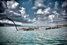 Wreck boat in Los Cayos | Flickr – Condivisione di foto!
