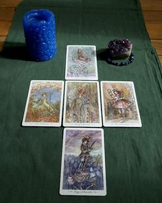 On The Threshold, Etsy - Card Reading, Relationship Spread