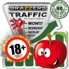 Buy Brazzers,com Adult Web Traffic