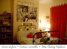 #audrey, #bedroom