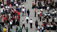 The center of the world: Mr. Formula One