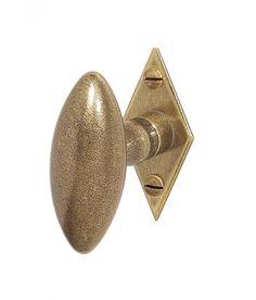 Tête de flèche en fonte porte d'armoire placard tiroirs pull handle
