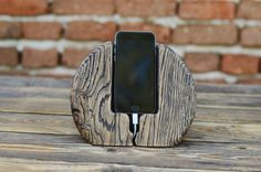 iPhone+dock+station,+Wooden+phone+holder,+Samsung+Galaxy+dock,+iPhone+6+stand,+Gift+for+him,+Wood+phone+stand,+iPhone+dock