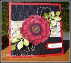 Nikki Spencer-My Sandbox: Blended Bloom....