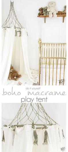 50 Exquisite DIY Bohemian Projects DIY boho hippie home decor