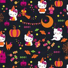 hello kitty scrubs halloween design