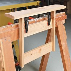 Secret for Cutting Long Stock | Woodsmith Tips