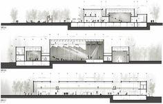Imagem 26 de 27 da galeria de Segundo Lugar no Concurso Nacional de Anteprojetos para o Centro Cultural da Assembleia Legislativa de Neuquén / Argentina. Fotografia de Equipo Segundo Lugar