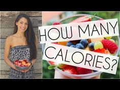 HOW MANY CALORIES SHOULD I EAT? INTUITIVE EATING | Raw in College - YouTube