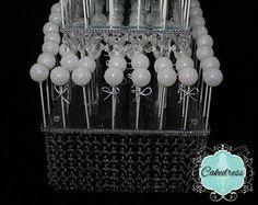 Wedding Cake Stand-Bling by CakeDress on Etsy