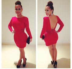 Adrienne Bosh - Random Outfit