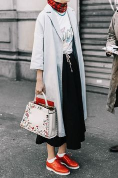 Cool yet classy look... - Street Style