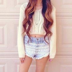 teen fashion tumblr - Really cute. Comfy sweater