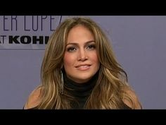 Jennifer López en Despierta América Parte 2 - YouTube