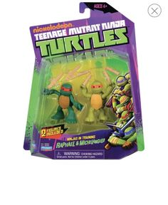 "SQUIRRELANOID Teenage Mutant Ninja Turtles Cartoon 4/"" inch Action Figure 2014"