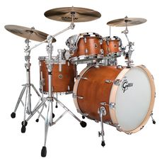 Brooklyn Series Drums & Drum Sets (Gretsch Drums) Sizes, Colors, Features and Photos