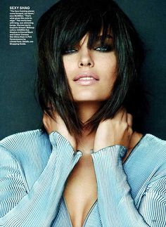 Best Brunette Blunt Bob Haircuts