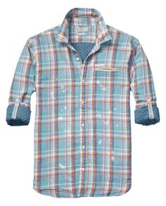 double-layered shirt - Scotch & Soda