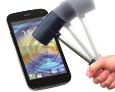 we provide indestructible protective glass for your smartphone - visite us under www.bunte-handytaschen.de #caseroxx