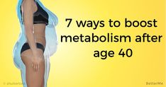 It is no secret to anyone that as we grow older our body processes tend to change and slow down. Metabolism is no exception. Of course, even young people compla