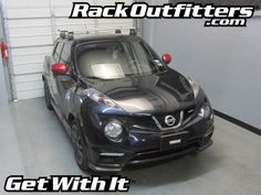 Rack Outfitters - Nissan Juke Thule Rapid Traverse SILVER AeroBlade Roof Rack '11-'14*, $454.85 (http://www.rackoutfitters.com/nissan-juke-thule-rapid-traverse-silver-aeroblade-roof-rack-11-14/)